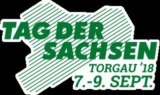Tag Der Sachsen 2018 Torgau Logo